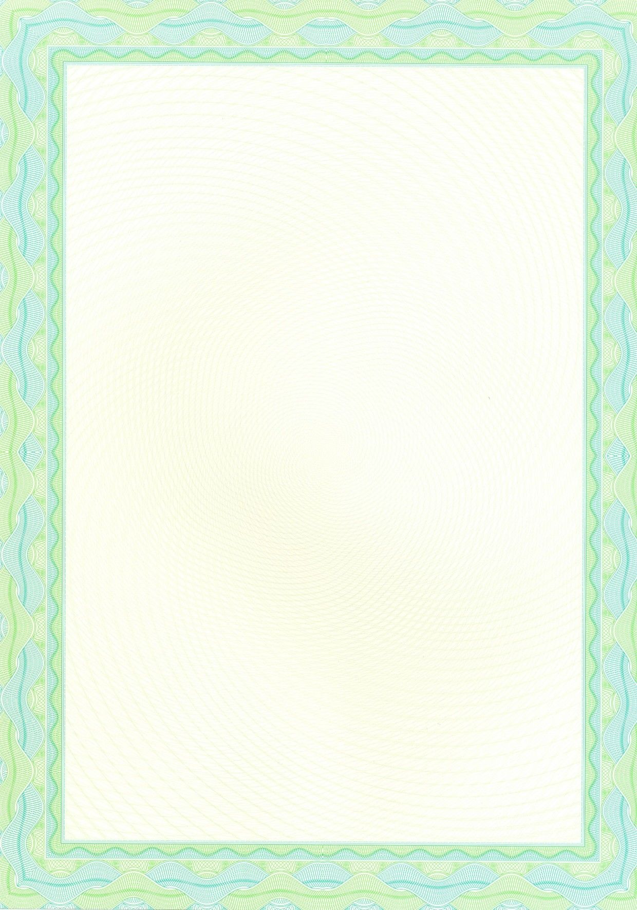 diploma watermark paper
